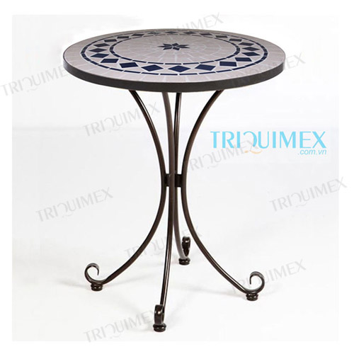 Table bistrot jardin pas cher - Table bistrot marbre ovale ...